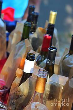 Tasting Wine by Andre Turner