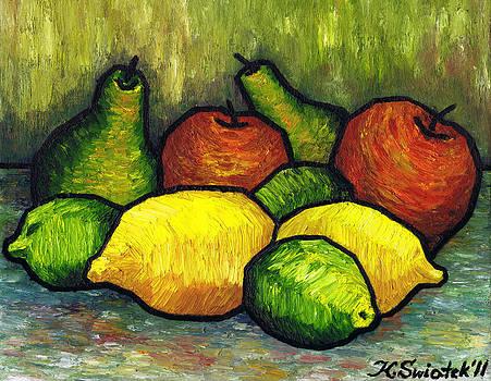 Kamil Swiatek - Tasty Fruits