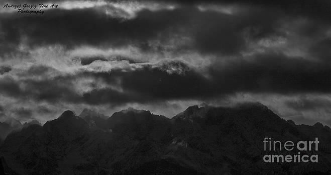 Tatra Mountain Landscape. Poland. by  Andrzej Goszcz