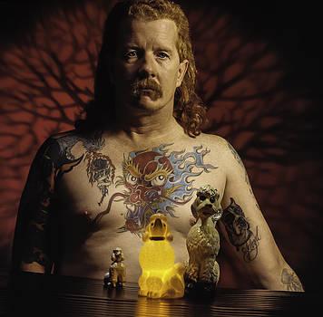 Tattoo kitsch. by Brian R Tolbert