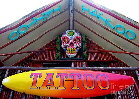 John Malone - Tattoo Sign