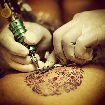 Tattoo #tattoo #art #urban #instagram by Dani Daniar