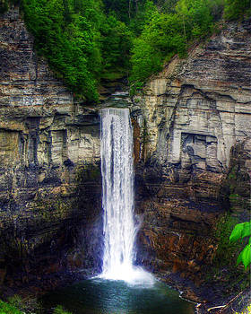Taughannock Falls Ulysses NY by Tim Buisman