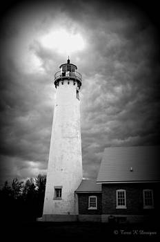 Tawas Point Lighthouse by Terri K Designs