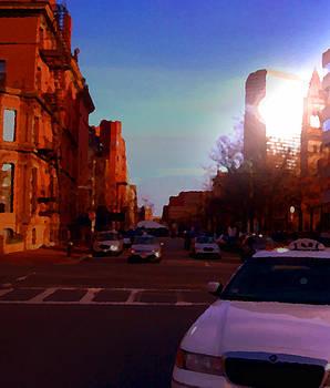 Marcello Cicchini - Taxi - Boston