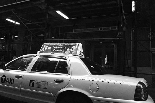 Taxi by Sandra Kelly