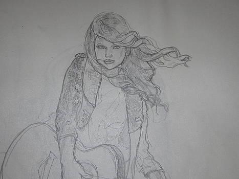 Taylor swift by Ashley Breaux