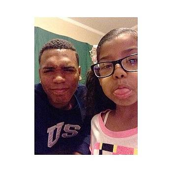 Tb With My Lil Sis 😎 by Derrick Hamilton