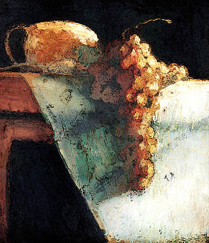 Tea and Grapes by Daniel Bonnell