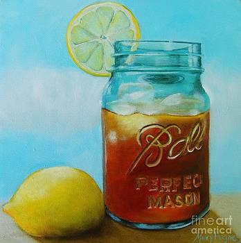 Tea and Lemon by Mary Hughes