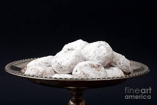 Gunter Nezhoda - Tea Cakes on a Tray