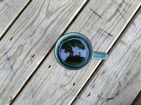 Tea Leaves by Lon Casler Bixby