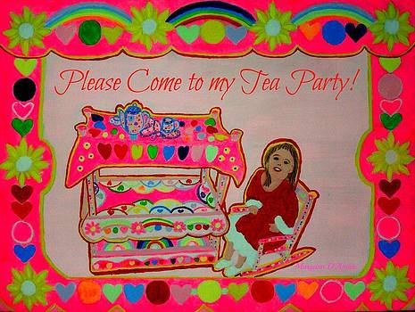 Maryann  DAmico - Tea Party in the Tales