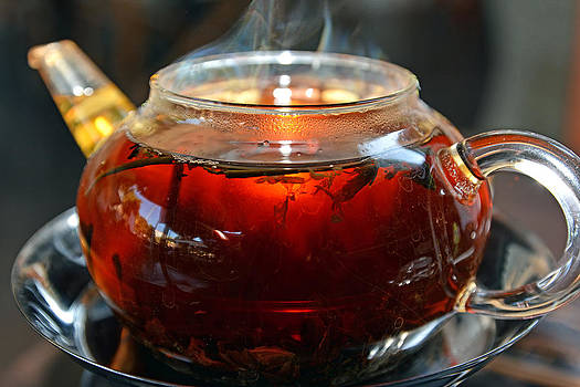 Tea pot... by Ckworkshop