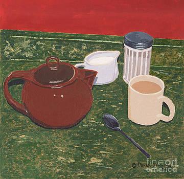 Tea Time by Derek O'Gorman