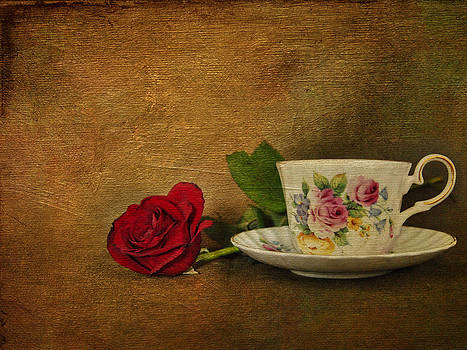 Tea Time by Kathy Williams-Walkup