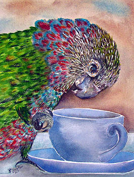Susan Duxter - Tea Time