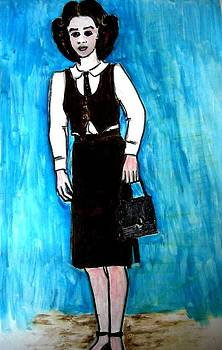 Teacher by Elena Buftea