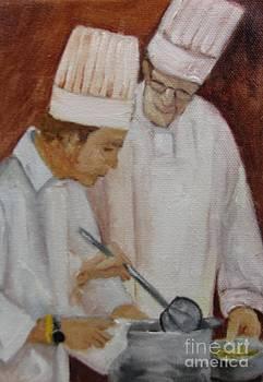 Teaching Chef by Barbara Haviland by Barbara Haviland