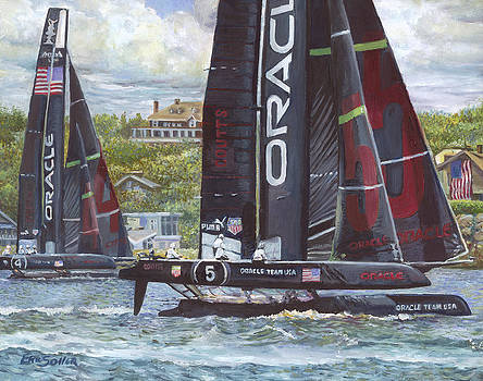 Team Oracle by Eric Soller