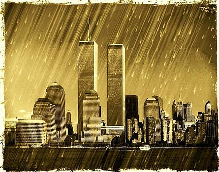 Tears For WTC by David Sanchez