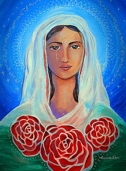 Tears of the Mystical Magdalene by Lucinda Rae