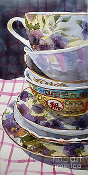 Teatime by Marisa Gabetta