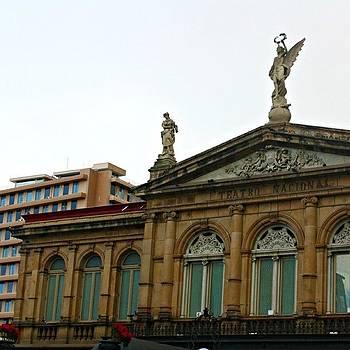 #teatro #nacional #sanjose #costarica by Kayla  Pearson