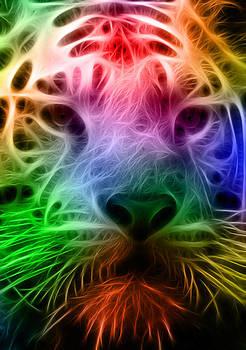 Ricky Barnard - Techicolor Tiger