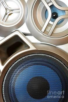 Techno silver 02 by Bobby Mandal