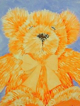 Teddy Bear by Stefanie Beauregard