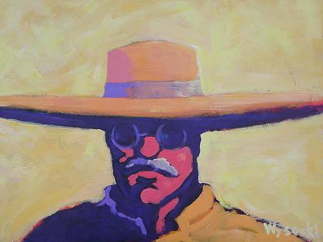 Teddy Roosevelt by Stephen Wysocki