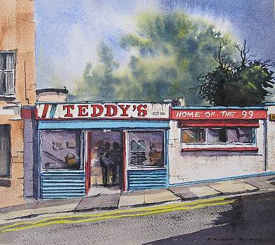 Teddy's by Roland Byrne