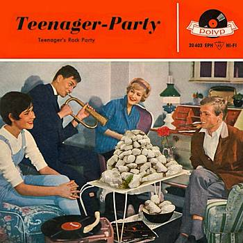 Teenage Rock Party by Alan McCormick