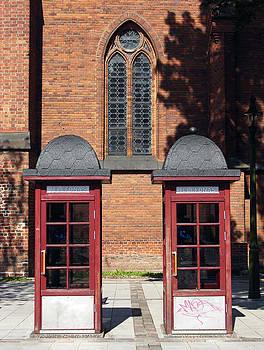 Ramunas Bruzas - Telephone Booths
