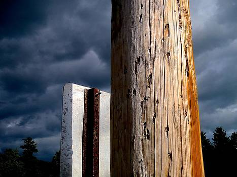 Telephone Pole 2 by Rob Michels