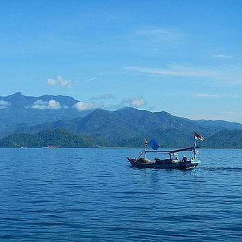 Teluk Lampung #spiritofindonesia by Dani Daniar