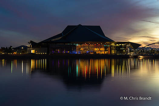 Tempe Center for the Arts by M Chris Brandt