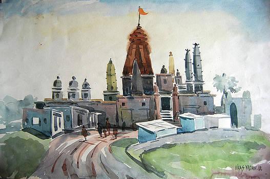 Tempels by Vikas Yadav
