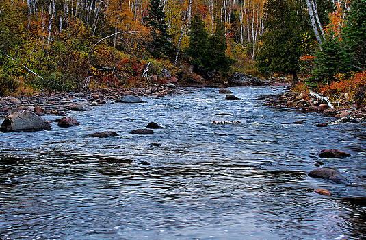 Matthew Winn - Temperance River