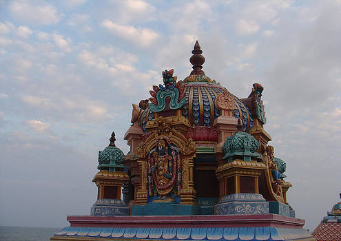 Bliss Of Art - Temple of Chennai