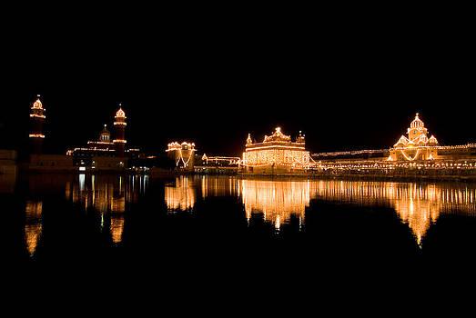 Devinder Sangha - Temple Of Gold