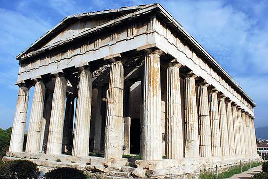 Ramunas Bruzas - Temple of Hephaestus