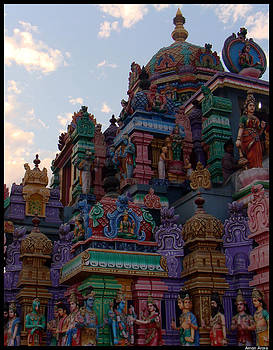 Bliss Of Art - Temple of India