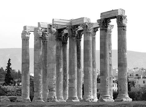 Ramunas Bruzas - Temple of Zeus