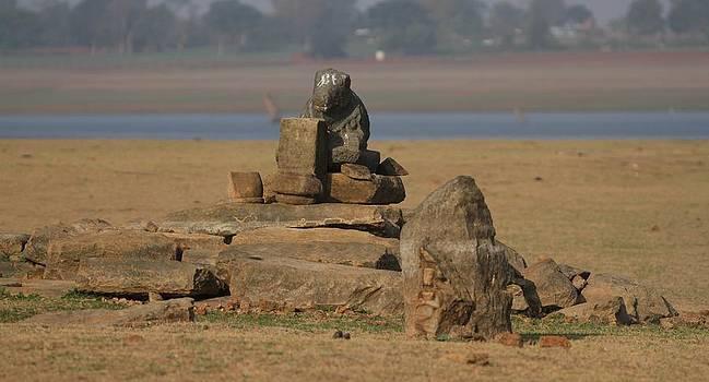 Ramabhadran Thirupattur - Temple Ruins