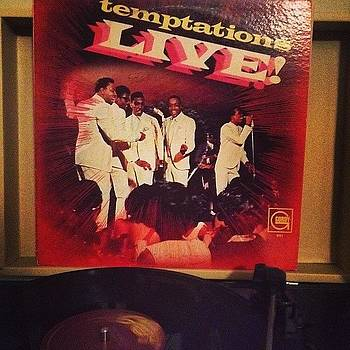 Temptations Live! #thetemptations by David S Chang