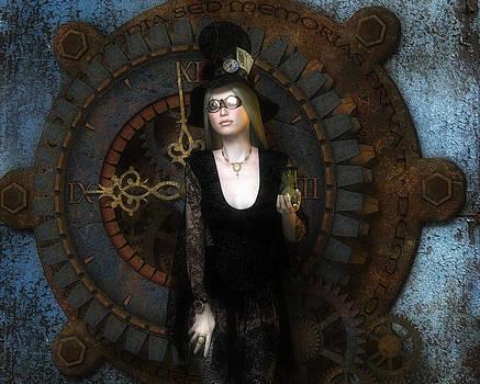 Tempus Fugit by Rachel Dudley