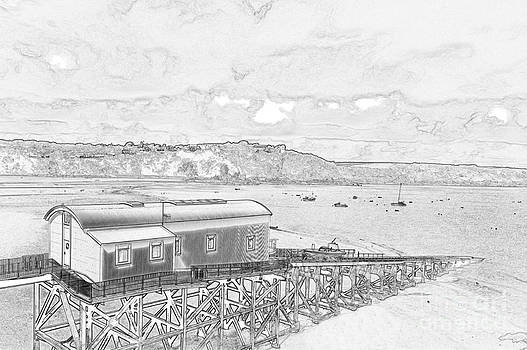 Steve Purnell - Tenby Old Lifeboat Station