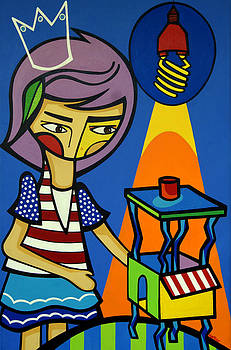Tengo Una Idea by Mary Tere Perez